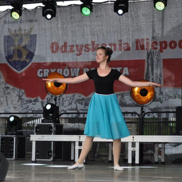 2018-09-08: Jesień Grybowska 2018 - Program artystyczny