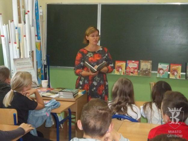 2018-09-17: Spotkanie z Anną Czerwińską-Rydel