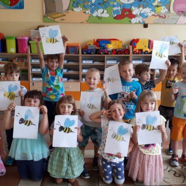 2018-09-14: Międzynarodowy Dzień Kropki w Przedszkolu