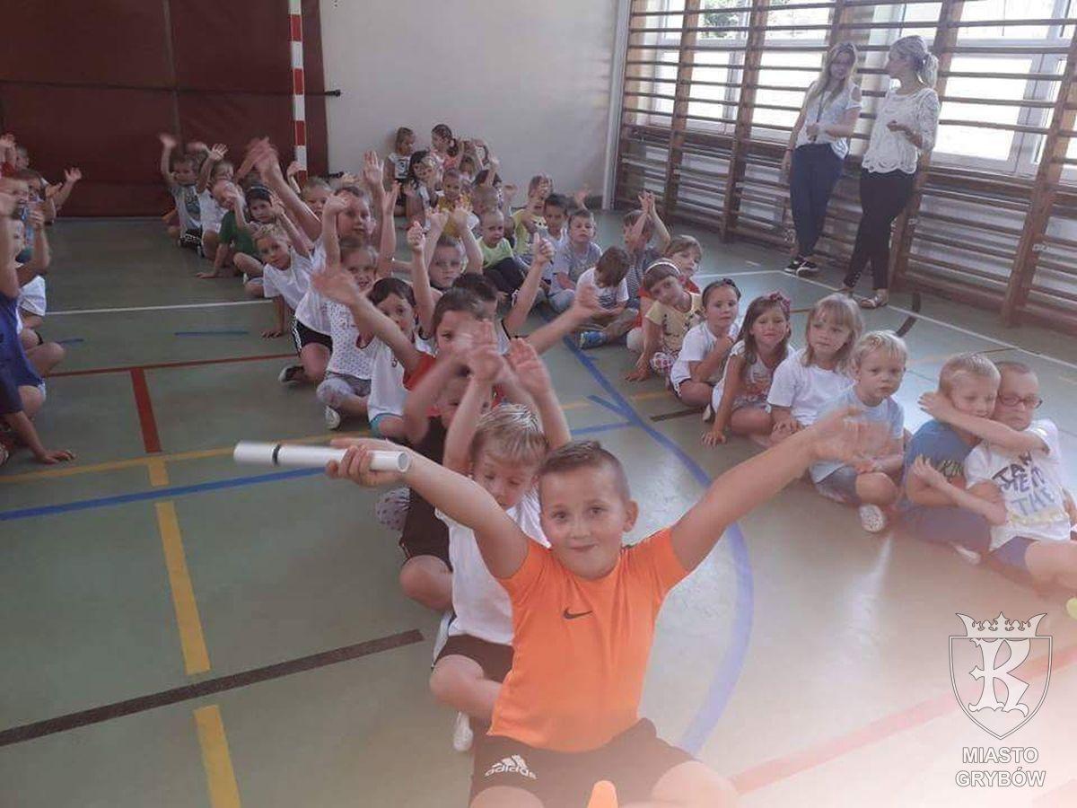 2018-09-07: Sportowe rozpoczęcie roku przedszkolnego