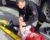 """2018-10-18: """"Bezpiecznie na drodze"""" - spotkanie ze strażakami"""