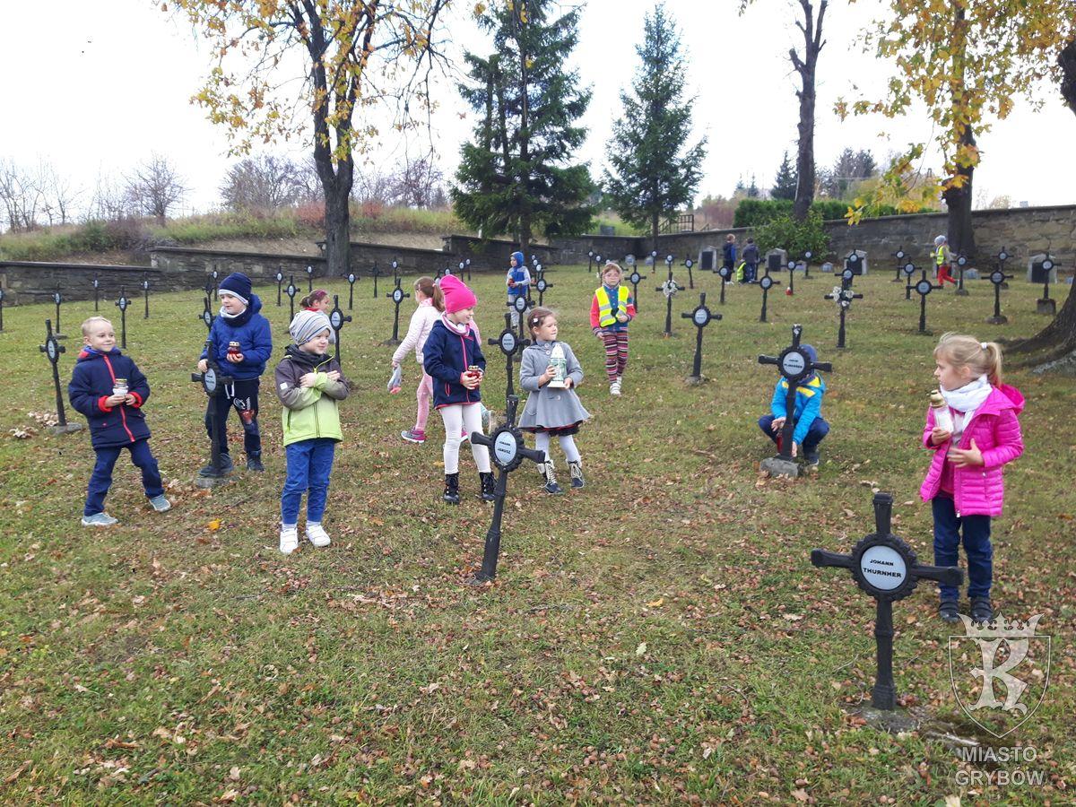 2018-10-30: Z wizytą na Grobie Nieznanego Żołnierza