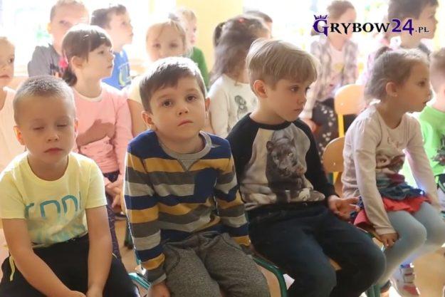 """Oczyszczacz powietrza dla Przedszkola Samorządowego """"Pod Topolą"""" w Grybowie"""