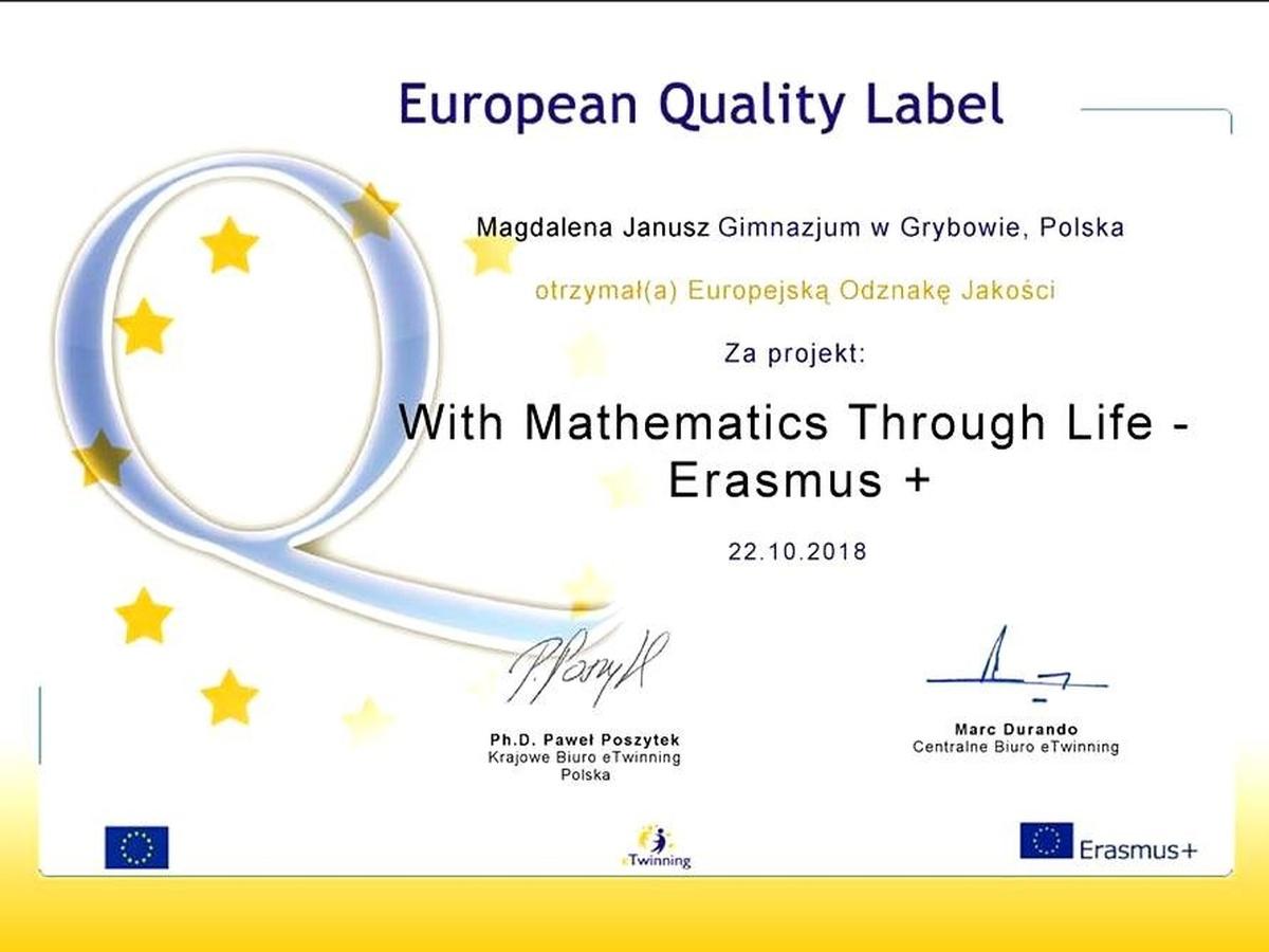 Europejska Odznaka Jakości