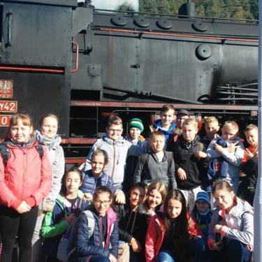 2018-10-05: Przejazd pociągiem Retro na trasie Nowy Sącz-Piwniczna