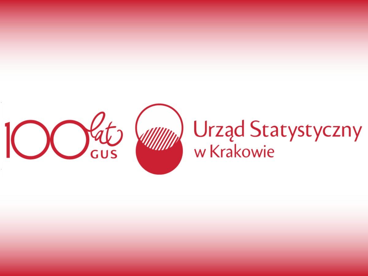 Logo: 100 lat GUS