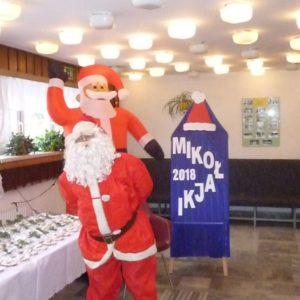 2018-12-01: Spotkanie z Mikołajem w MCKCiE