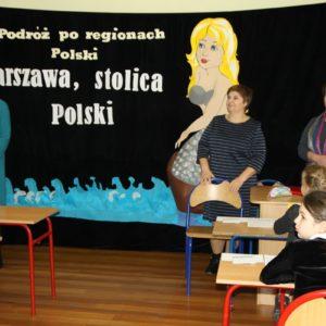 """2018-11-23: Międzyszkolny Konkurs """"Podróż po regionach Polski"""""""