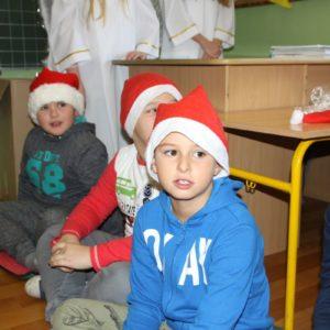 2018-12-06: Wizyta Św. Mikołaja w Dwójce
