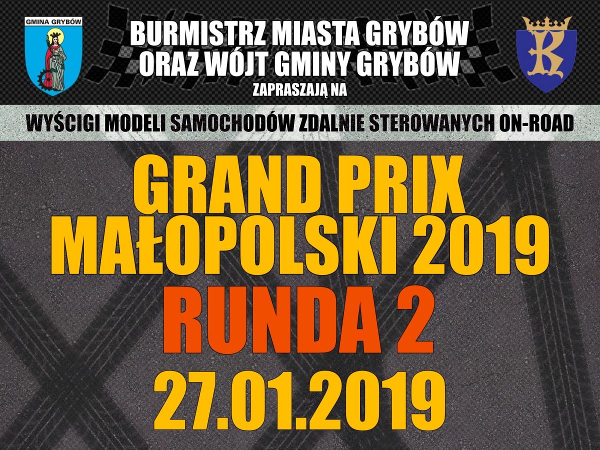 GRAND PRIX Małopolski 2019 - Runda 2