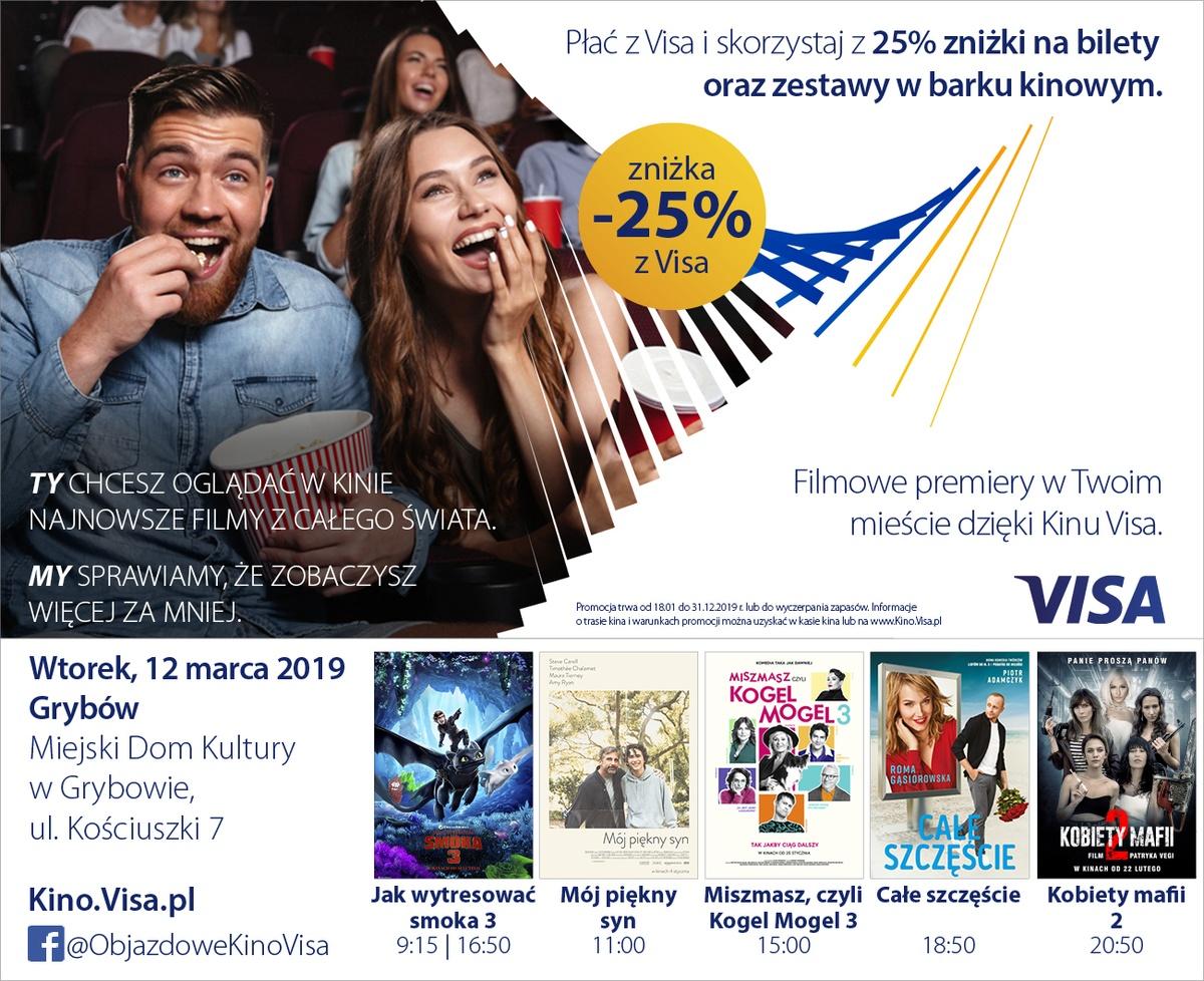 Kino Visa zaprasza!