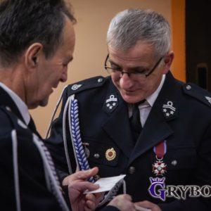 2018-12-29: Spotkanie opłatkowe druhów OSP z terenu Miasta i Gminy Grybów