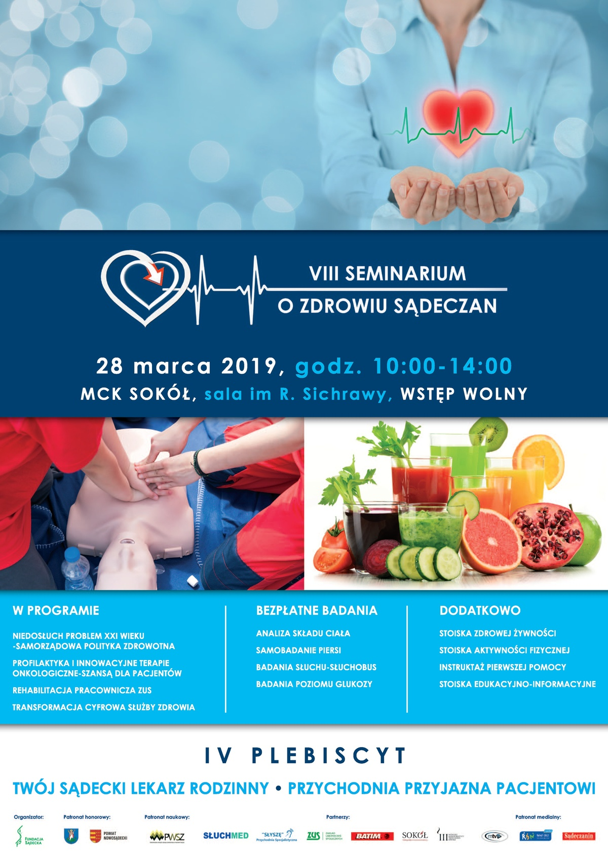 VIII Seminarium o zdrowiu Sądeczan