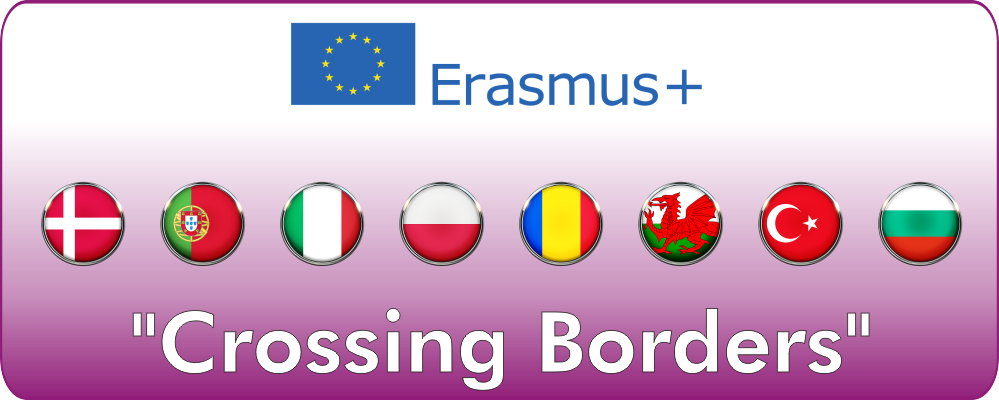 Projekt Erasmus+ 'Crossing Borders'