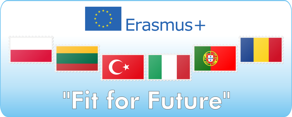 Projekt Erasmus+ 'Fit for Future'