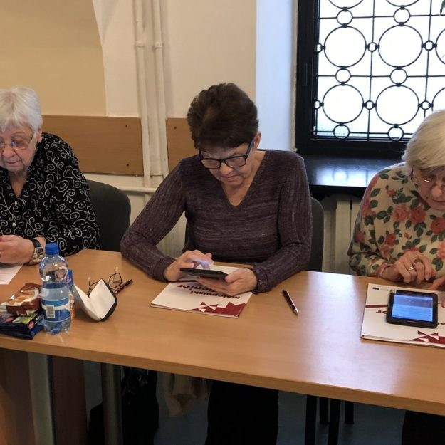 """Projekt """"Małopolski e-Senior"""""""