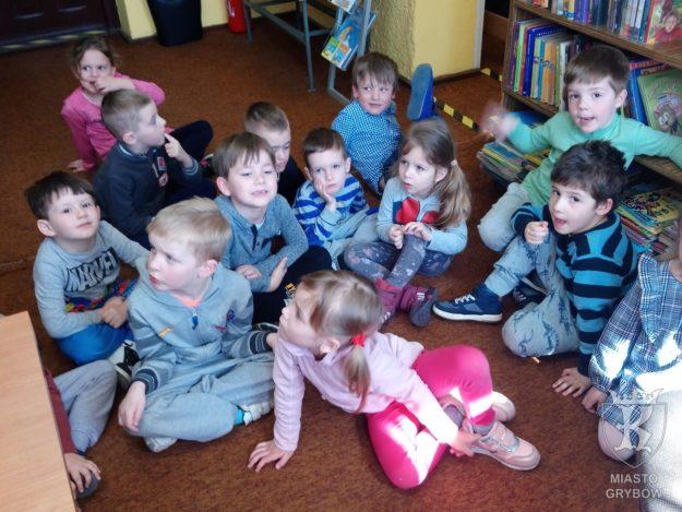 Międzynarodowy Dzień Książki dla Dzieci w Grybowskiej Książnicy