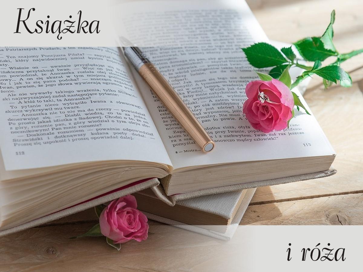 """Małopolskie Dni Książki """"Książka i Róża"""""""