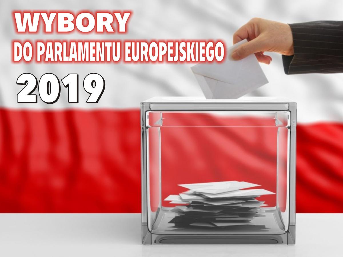 Wybory doParlamentu Europejskiego 2019