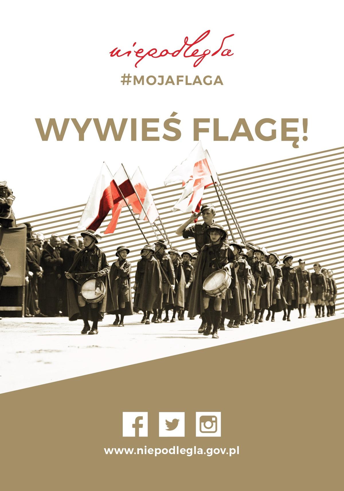 """Dzień Flagi: Akcja """"Wywieś flagę!"""""""