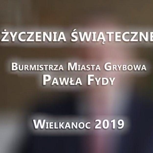 2019-04-20: Życzenia świąteczne - Wielkanoc 2019