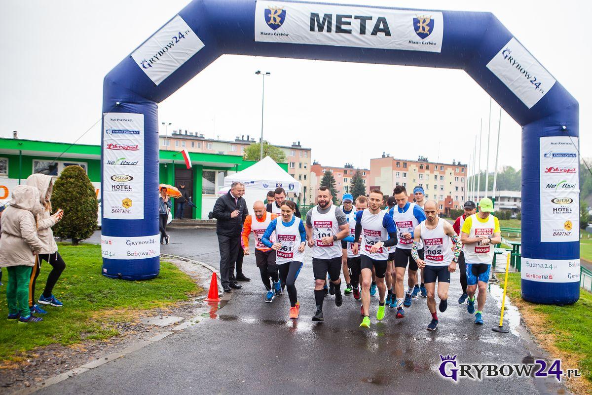 2019-05-03: Święto Narodowe Trzeciego maja - zawody biegowe