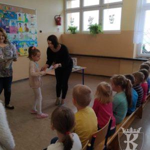 """2019-04-29: Konkurs plastyczny """"Bajkowy bohater"""""""