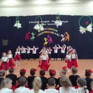 """2019-05-14: I Miejsko-Gminny Przegląd Przedszkolnych Zespołów Tanecznych """"Roztańczone Przedszkolaki"""""""