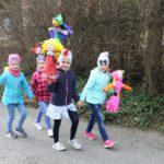 """2019-03-21: Pierwszy dzień wiosny """"Eksplozja kolorów"""""""