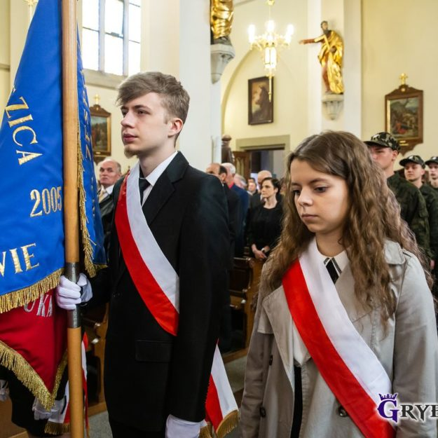 2019-05-03: Narodowe Święto Niepodległości w Grybowie