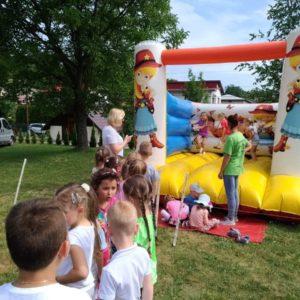 2019-06-19: Festyn z okazji Dnia Dziecka