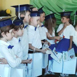 2019-06: Zakończenie roku przedszkolnego