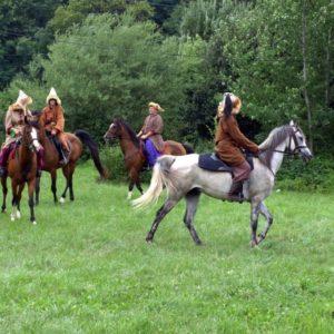 "2019-07-28: Udana obrona zamku ""Stara Baśń"""