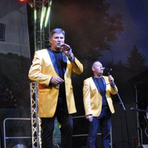 2019-09-07: Jesień Grybowska 2019 - Występ zespołu Bayer Full