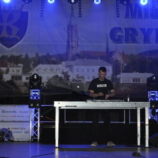 2019-09-07: Jesień Grybowska 2019 - Dyskoteka (DJ Sados)