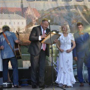 2019-09-08: Jesień Grybowska 2019 - Występ zespołu Gang Marcela