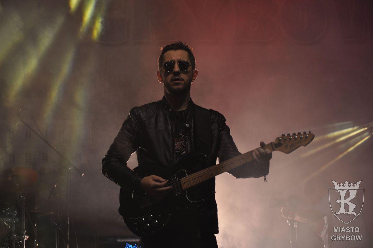 2019-09-08: Jesień Grybowska 2019 - Zabawa taneczna z zespołem Opium Cover Band