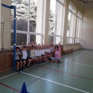 2019-09-06: Jesień Grybowska 2019 - Dzień Sportu w przedszkolu