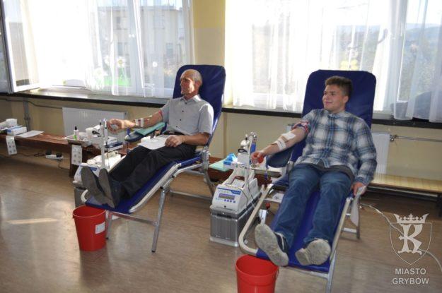 "2019-10-20: KHDK ""Adma"" - Kolejna akcja poboru krwi"