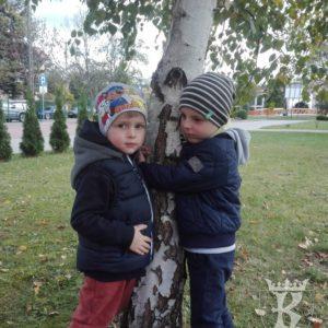 2019-10-10: Dzień Drzewa w przedszkolu