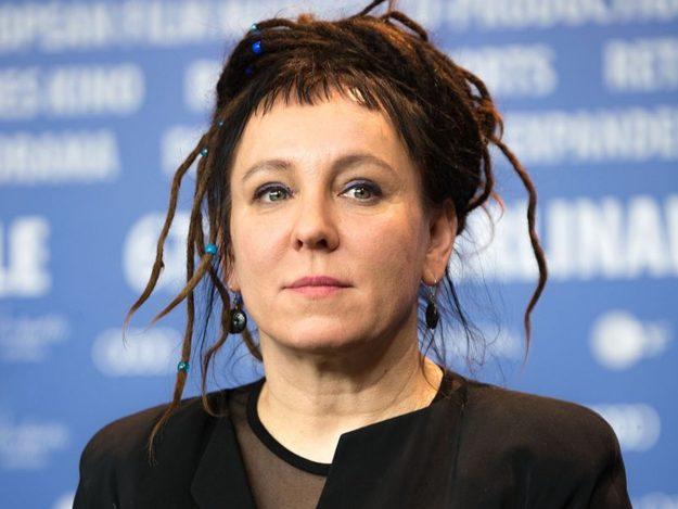 Olga Tokarczuk laureatką Literackiej Nagrody Nobla