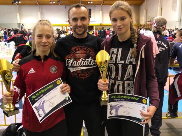 2019-11-02: Złoty duet Gladiatora w Słowenii