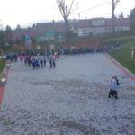 2019-10-30: Próbna ewakuacja Szkoły Podstawowej nr 1