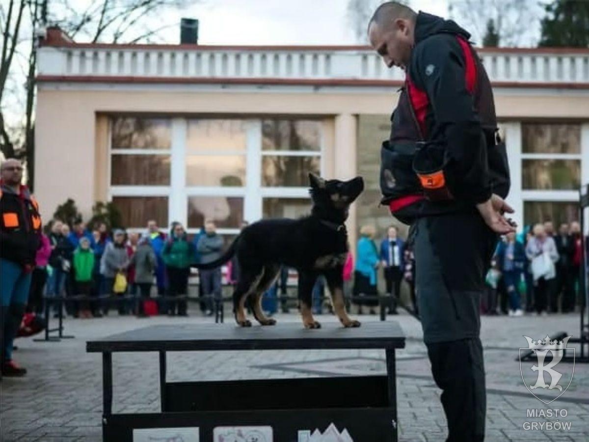 2019-11-16: 45-lecie pracy psów w szeregach GOPR