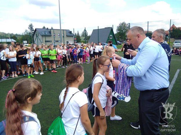 2019-09-06: Jesień Grybowska 2019 - Dzień Sportu Szkolnego