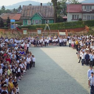 2019-09-02: Rozpoczęcie roku szkolnego w SP nr 1