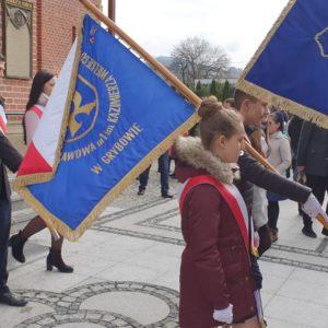 2019-11-11: Święto Narodowe Niepodległości - Uroczystości w Jedynce