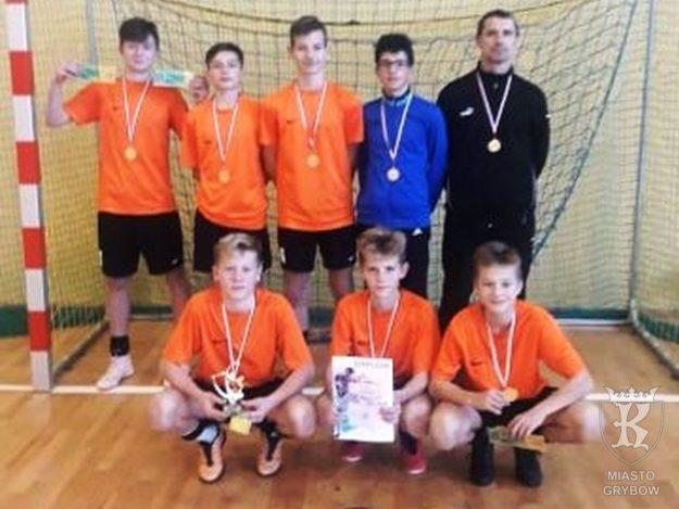 Turniej Piłki Nożnej Chłopców