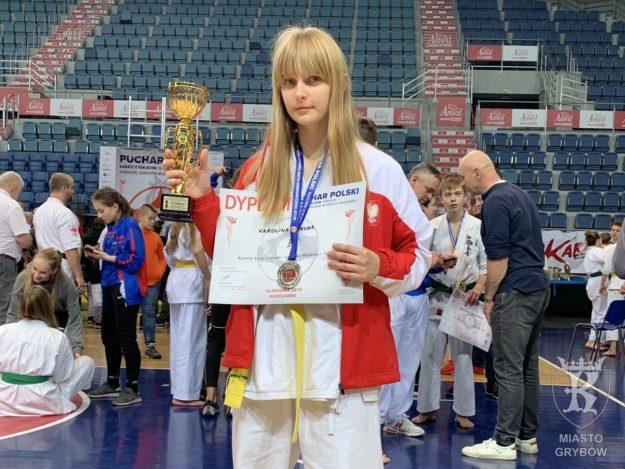 2019-12-14: Karolina Sekuła - Srebrna Medalistka Pucharu Polski