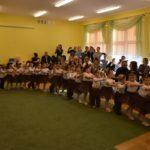 2019-11-22: Uroczyste pasowanie na przedszkolaka